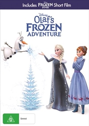Olaf's Frozen Adventure | DVD