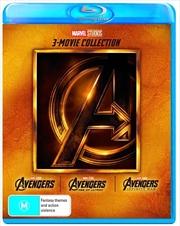 Avengers | Triple Pack