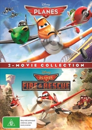 Planes / Planes - Fire And Rescue | DVD