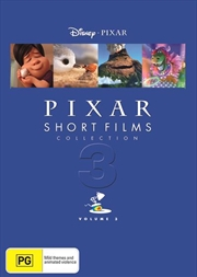 Pixar Short Films Collection - Vol 3