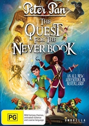 Peter Pan - The Quest For The Never Book