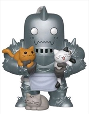 Fullmetal Alchemist - Alphonse Elric with Kittens US Exclusive Pop! Vinyl [RS] | Pop Vinyl