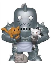 Fullmetal Alchemist - Alphonse Elric with Kittens US Exclusive Pop! Vinyl [RS]