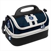 AFL Dome Lunch Cooler Bag Carlton Blues