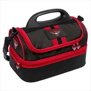 AFL Dome Lunch Cooler Bag Essendon Bombers