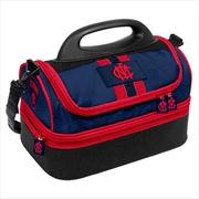 AFL Dome Lunch Cooler Bag Melbourne Demons