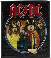 ACDC Highway to Hell Throw Rug | Merchandise