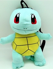 """Pokemon Backpack Plush Squirtle 17"""""""