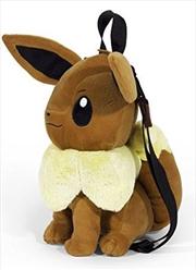 """Pokemon Backpack Plush Eevee 13"""""""