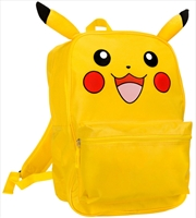 Novelty Pikachu Backpack