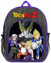 Dragonball Z Backpack Cell Saga
