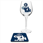 Carlton Wine & Coaster | Merchandise