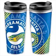NRL Coffee Mug Travel Mug Parramatta Eels | Merchandise