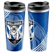 NRL Coffee Mug Travel Mug Canterbury Bankstown Bulldogs | Merchandise