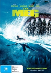 Meg, The | DVD