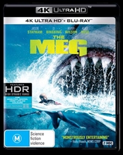 Meg | Blu-ray + UHD, The
