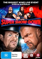 WWE - Super Show-Down 2018 | DVD