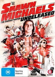 WWE - Shawn Michaels - The Showstopper Unreleased | DVD