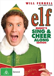 Elf | Buddy's Sing and Cheer Along Edition