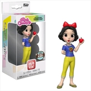 Wreck-It Ralph 2: Ralph Breaks the Internet - Comfy Snow White Specialty Series Exc Rock Candy