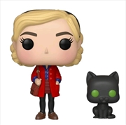 Chilling Adventures of Sabrina - Sabrina & Salem Pop! Vinyl