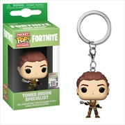 Fortnite - Tower Recon Specialist Pocket Pop! Keychain