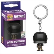 Fortnite - Dark Voyager Pocket Pop! Keychain | Pop Vinyl