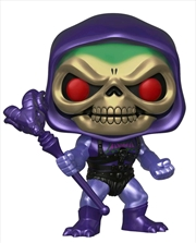 Masters of the Universe - Skeletor Battle Armor Metallic US Exclusive Pop! Vinyl [RS]