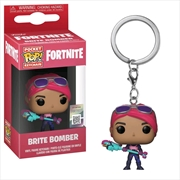 Fortnite - Brite Bomber Pocket Pop! Keychain