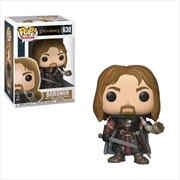 The Lord of the Rings - Boromir Pop! Vinyl