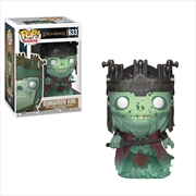 The Lord of the Rings - Dunharrow King Pop! Vinyl | Pop Vinyl
