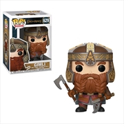 The Lord of the Rings - Gimli Pop! Vinyl | Pop Vinyl
