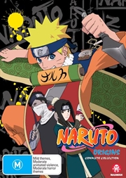 Naruto Origins - Limited Edition | Complete Series