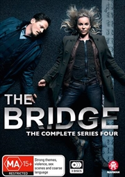 Bridge - Series 4, The | DVD