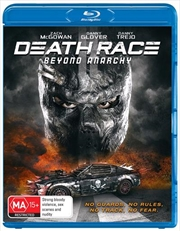 Death Race - Beyond Anarchy | Blu-ray