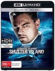 Shutter Island | Blu-ray + UHD