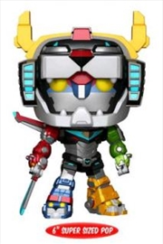 "Voltron - Voltron Metallic 6"" US Exclusive Pop! Vinyl [RS]"