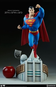 Superman: The Animated Series - Superman Statue