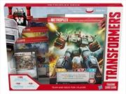 Transformers - TCG Metroplex Deck | Merchandise