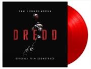 Dredd - Original Film Soundtrack - Limited Edition Red Vinyl