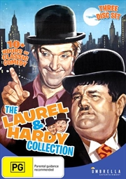 Laurel And Hardy Collection, The