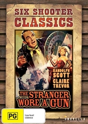 Stranger Wore A Gun Six Shooter Classics, The | DVD