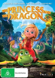Princess And The Dragon, The | DVD