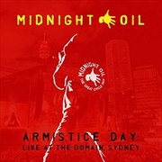 Armistice Day - Live At The Domain Sydney | CD