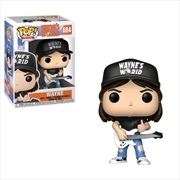 Wayne's World - Wayne Pop! Vinyl