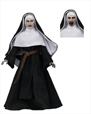 The Nun - Valak Clothed 8 Inch Figure