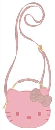 Hello Kitty - Pink Kitty Crossbody Bag