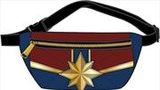 Captain Marvel Bum Bag | Apparel