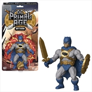 DC Primal Age - Batman Savage World Figure