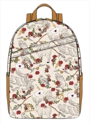 Harry Potter - Birds and Flowers Mini Backpack | Apparel